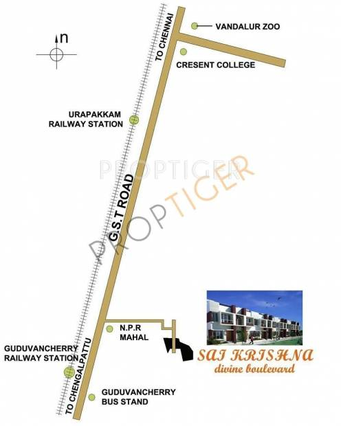 Images for Location Plan of M2 Sai Krishna