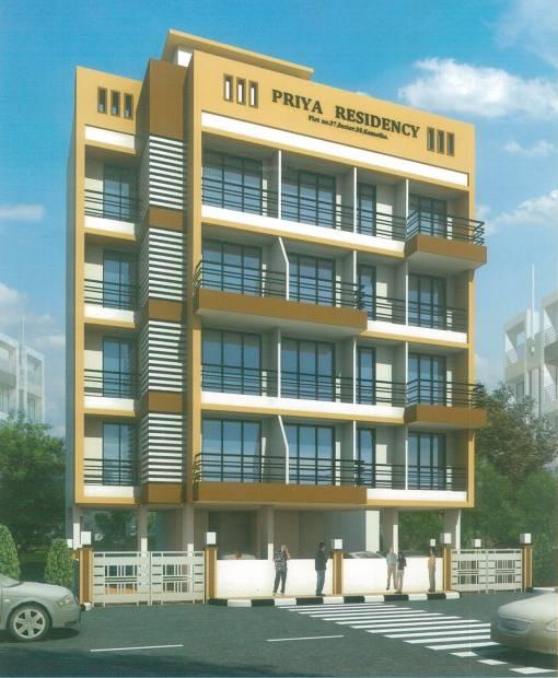 Images for Elevation of Priya Residency