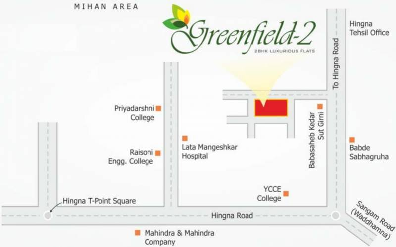 Images for Location Plan of L G Greenfield 2