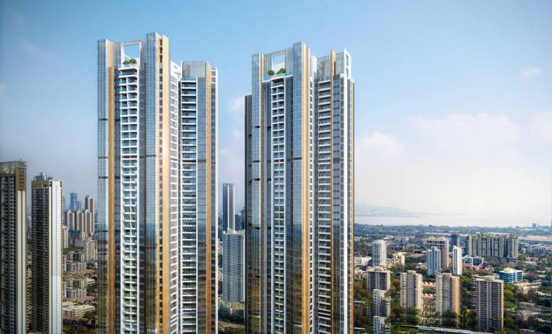Images for Elevation of Piramal Mahalaxmi Central Tower 2