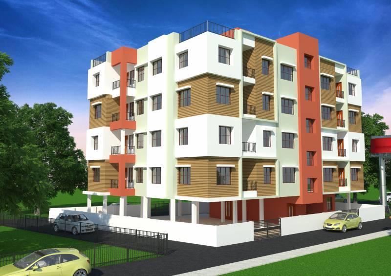 Images for Elevation of Sayak Trilocana Apartment