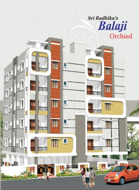Images for Elevation of Sri Radhika Balaji Orchied