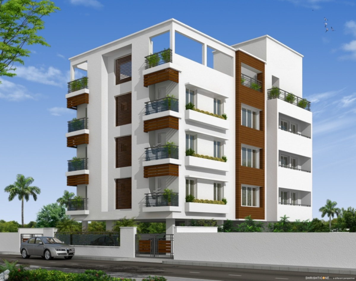 Sarada bhawan in dum dum kolkata price location map - Apartment exterior colour combination ...