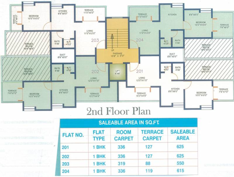 Images for Cluster Plan of Sai Raj Village