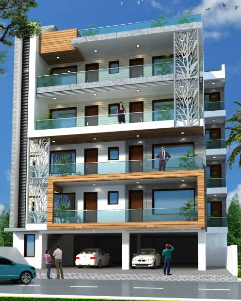Images for Elevation of Om Vip Floors