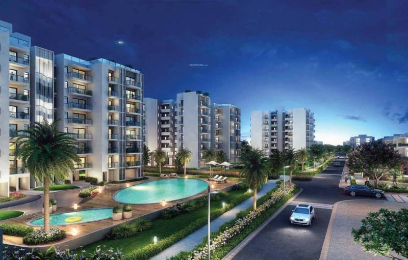Images for Elevation of Godrej Park Avenue at Godrej Golf Link