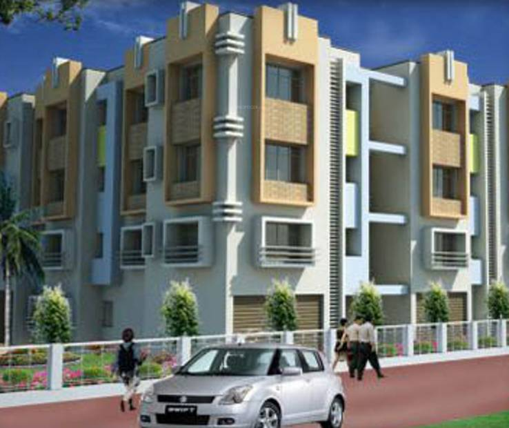 Images for Elevation of Mona Indira Apartment