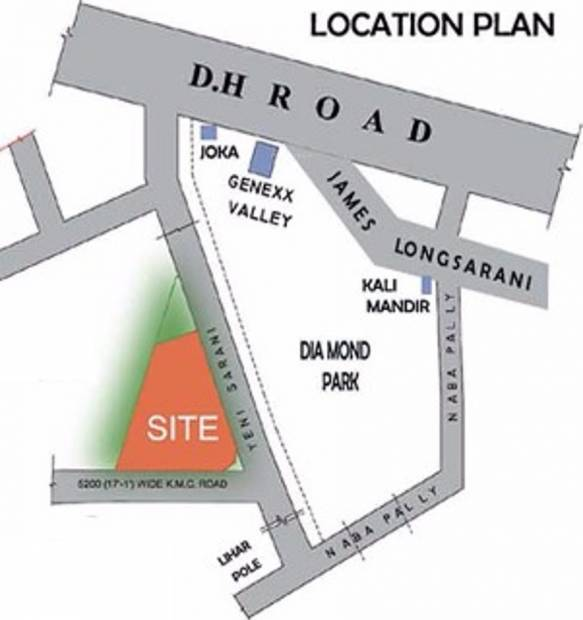 Images for Location Plan of  Green View