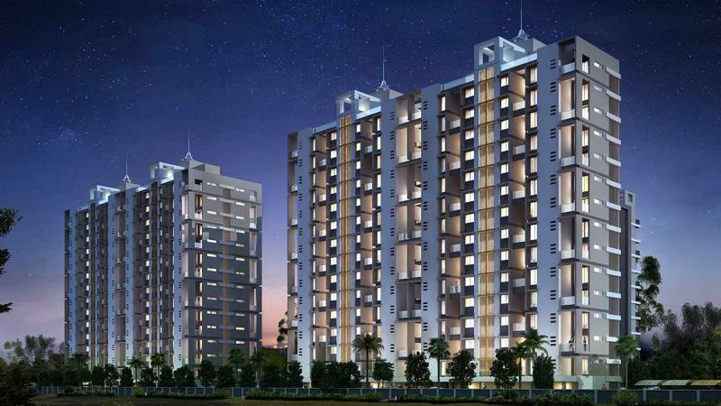 Images for Elevation of Saarrthi Savvy Homes II