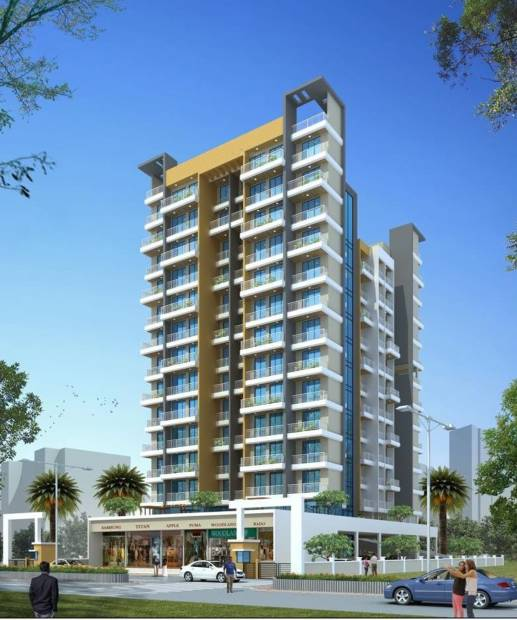 Images for Elevation of Parth Bhagat Heritage