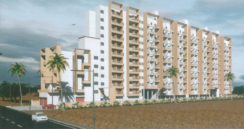 Images for Elevation of MS Sai Sanskar Residency Wing D And Wing E