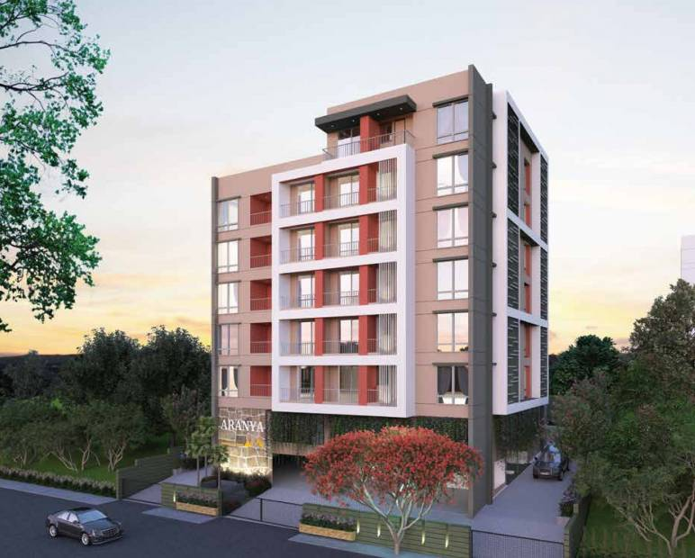 Images for Elevation of Antarkar ARANYA