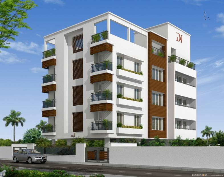 Images for Elevation of Royal India Vishwansh Homes