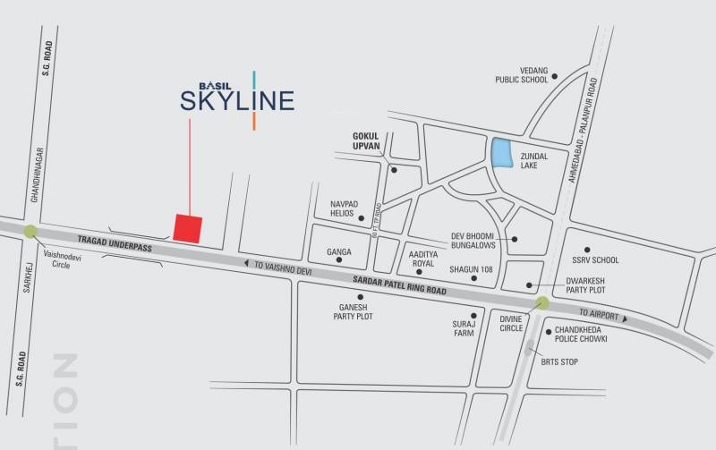 Images for Location Plan of Basil Skyline