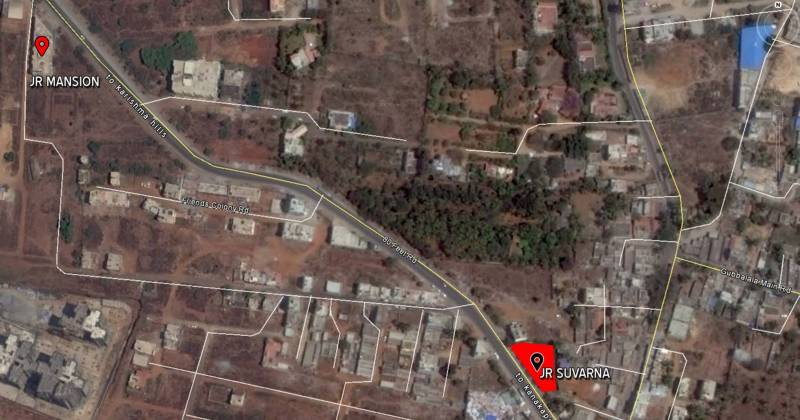 Images for Location Plan of JR Suvarna