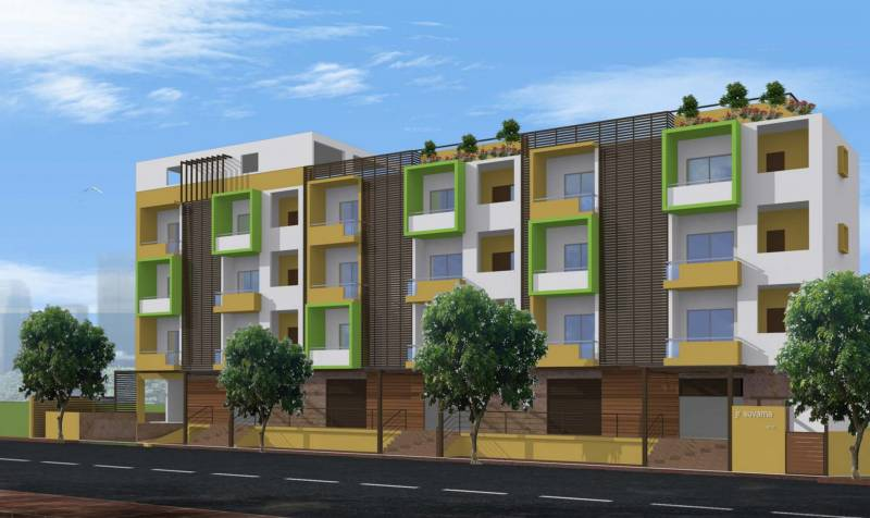 Images for Elevation of JR Suvarna