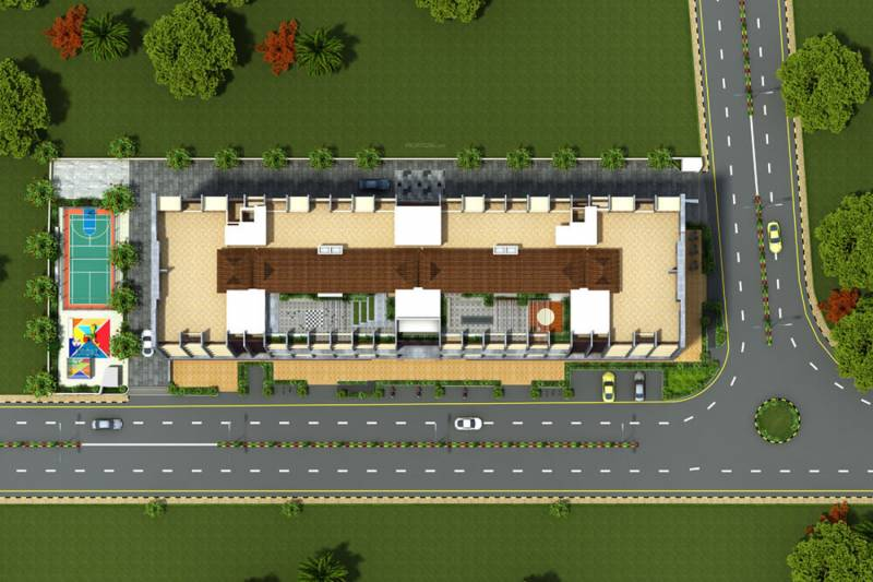 Images for Layout Plan of Ravima Newton Homes Hadapsar Phase 1