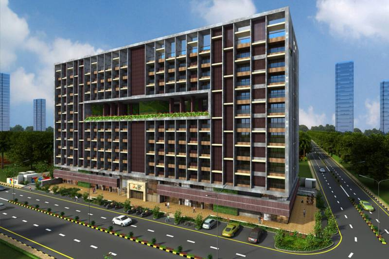 Images for Elevation of Ravima Newton Homes Hadapsar Phase 1