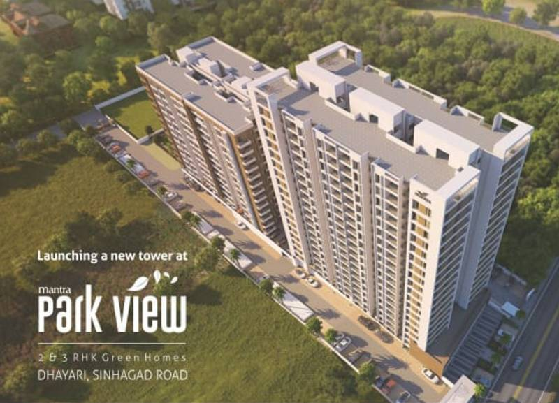 Images for Elevation of Mantra Park View Phase 2