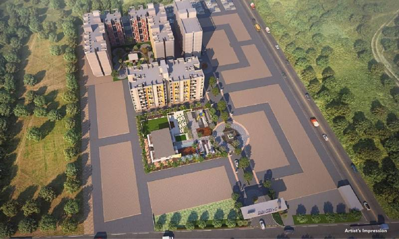 Images for Elevation of Sara City C10