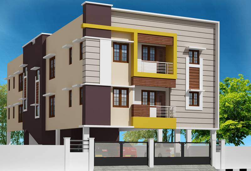 Images for Elevation of Vishnu V V Homes