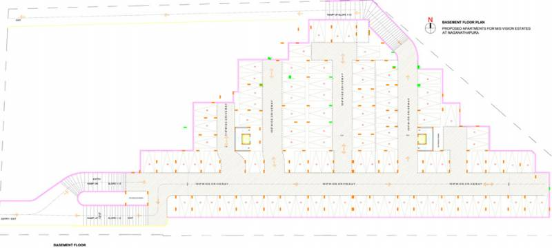 Images for Cluster Plan of MH Tirumala Heights