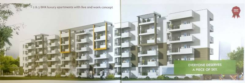 Images for Elevation of MH Tirumala Heights