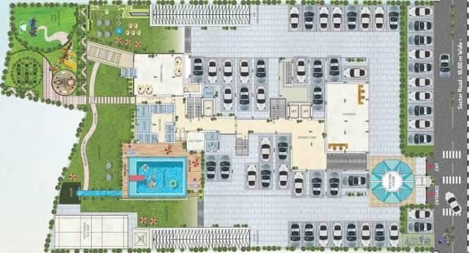 Images for Cluster Plan of Kotecha Royal Regalia