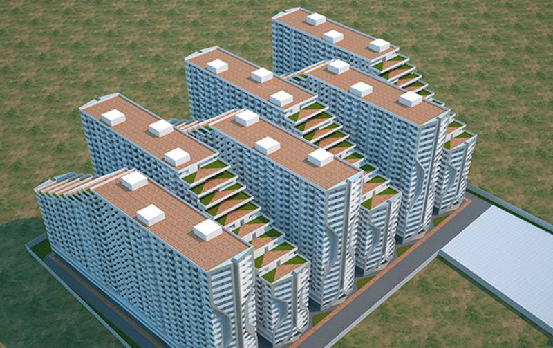 Images for Elevation of Amar Indraprasth Phase 2