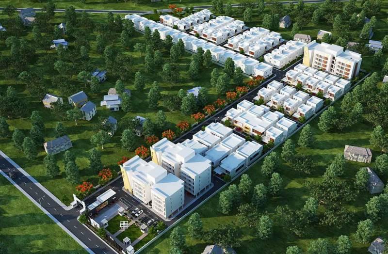 Images for Elevation of Kubhera Vistas Villa Phase II