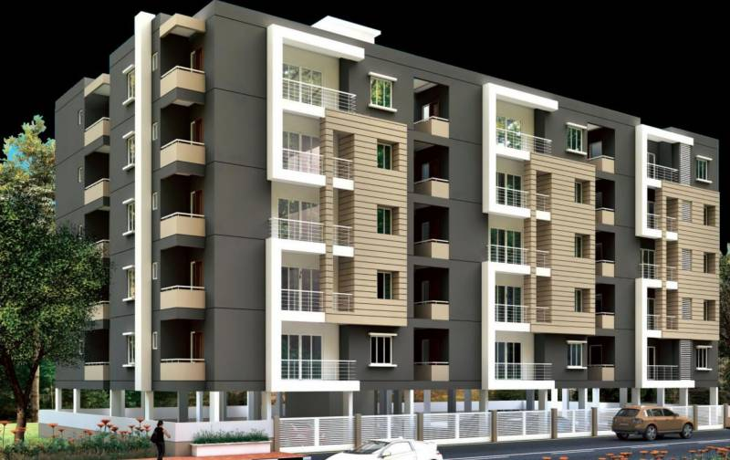 Images for Elevation of Accent Sri Nilaya Residency II
