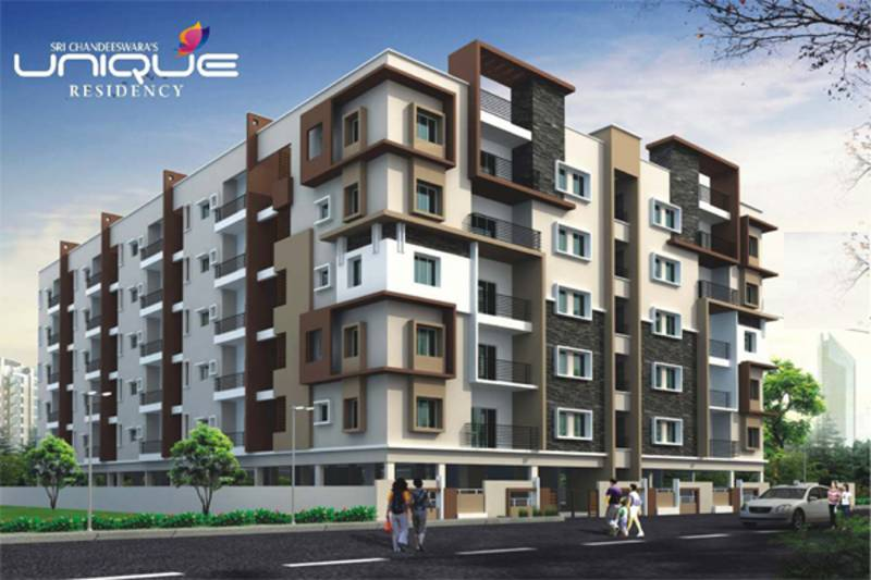 Images for Elevation of Sri Chandeeshwara Unique Residency
