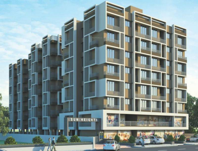 Images for Elevation of Shree Siddhi Sun Heights
