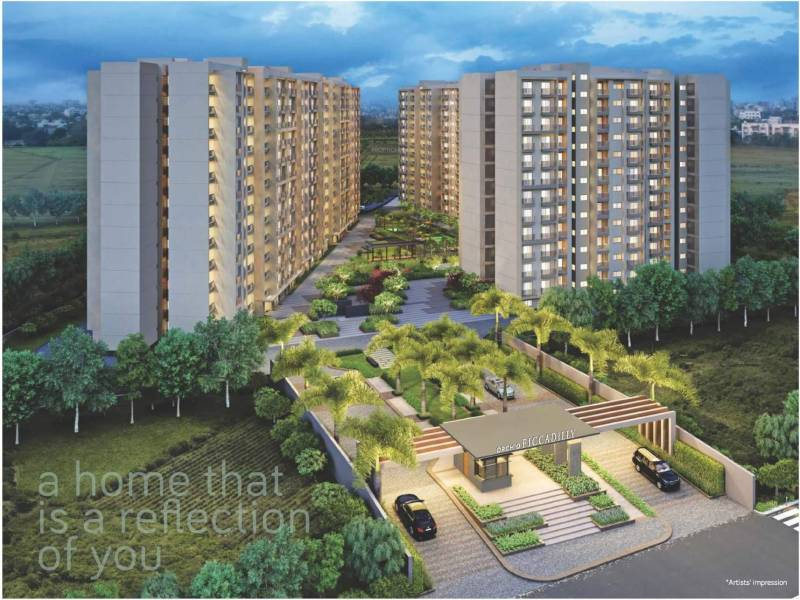 Images for Elevation of Goyal Orchid Piccadilly