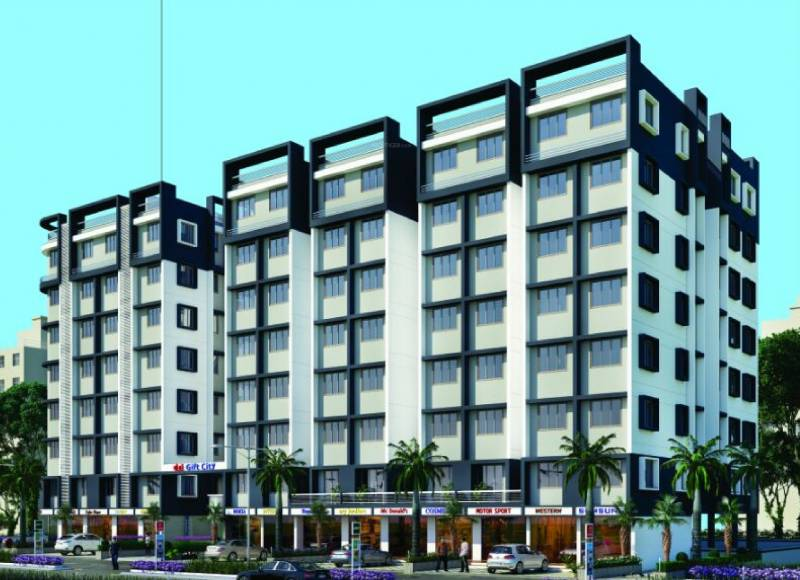 Images for Elevation of Shree Hari Gift City