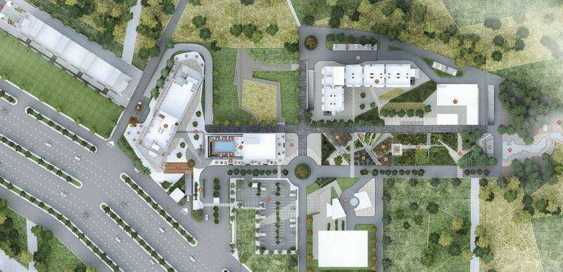 Images for Layout Plan of Viridian The Longevity Project At Plaza 106