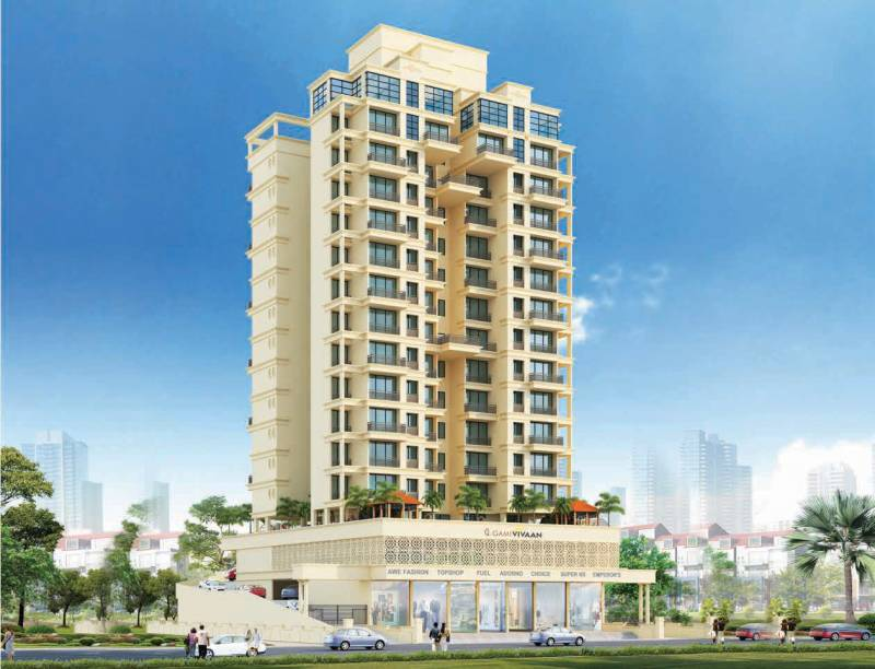 Images for Elevation of Gami Vivaan