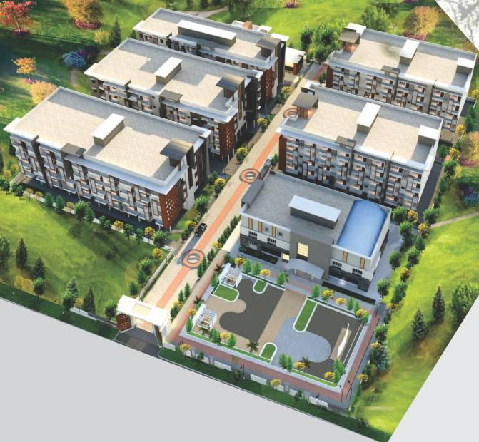 Images for Elevation of Paripoorna Aishwaryam Phase 1