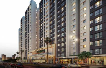 Images for Elevation of Omkar Sereno