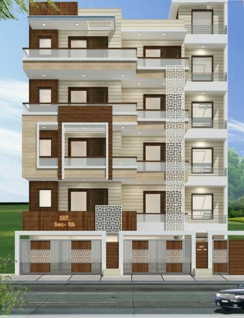 Images for Elevation of Ishwar Sai Homes