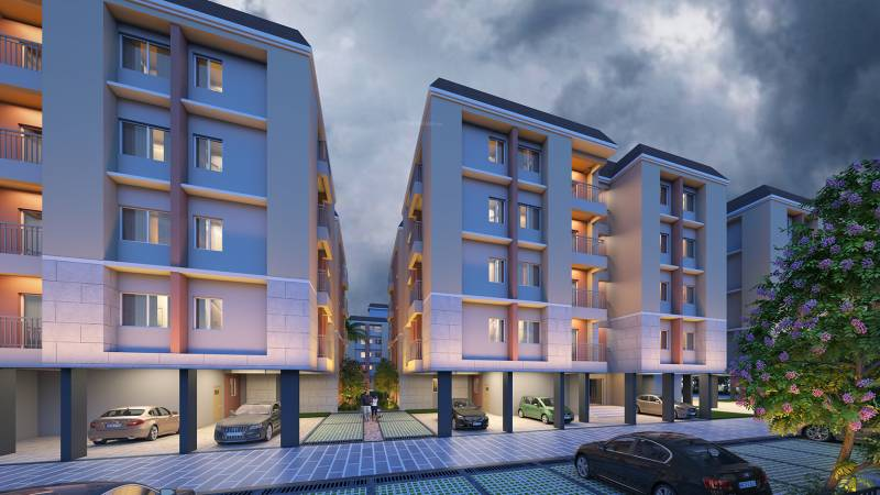 Images for Elevation of Riya Manbhari Greens Phase II