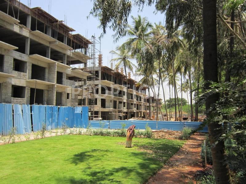 Images for Construction Status of Chalukya Ranka Aquagreens