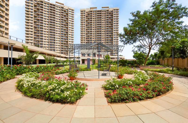Images for Elevation of Kolte Patil Life Republic Sector R3 3rd Avenue E Building