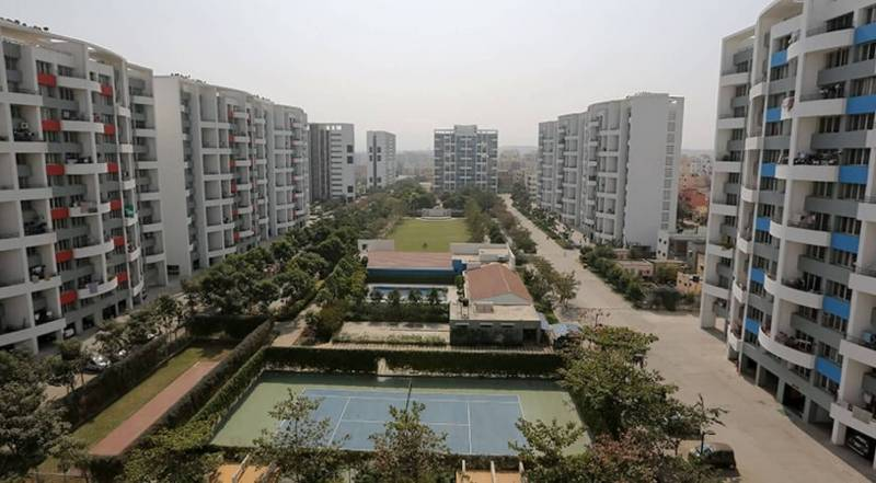 Images for Elevation of Kumar Park Infinia I1 I2 I3 J2 J3 And K1