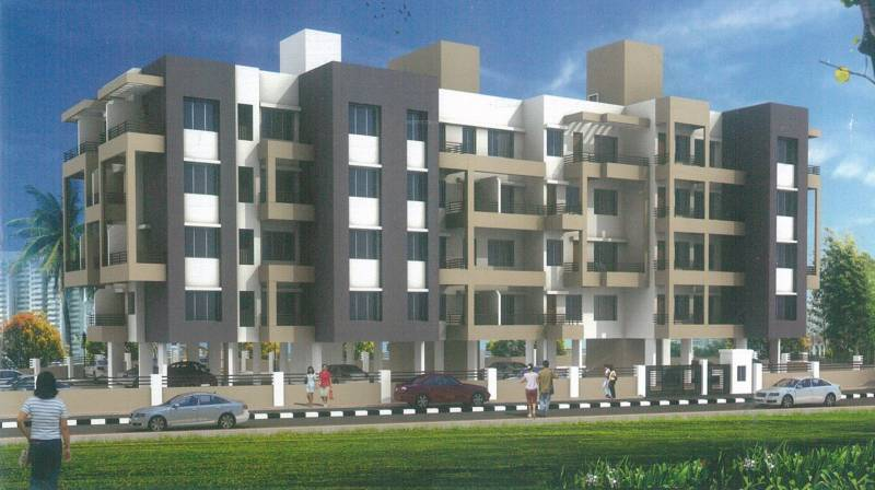 Images for Elevation of Ideal Kudale Residency