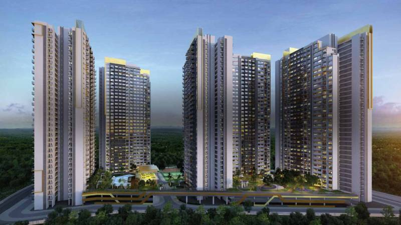 Images for Elevation of Amanora Gold Towers