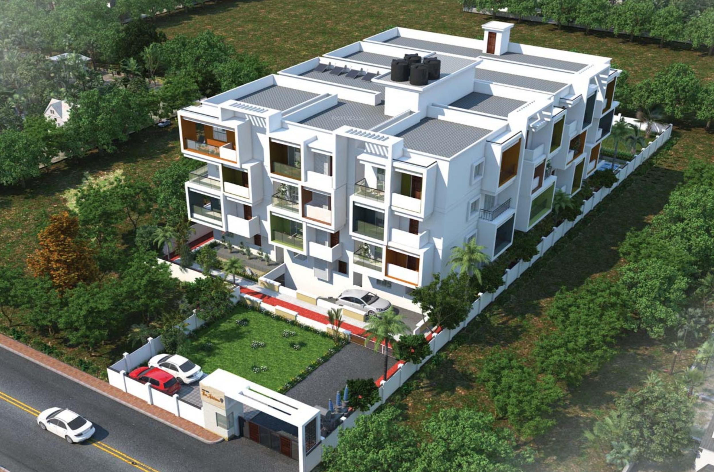 Home Town The Address In Bellandur Bangalore Price