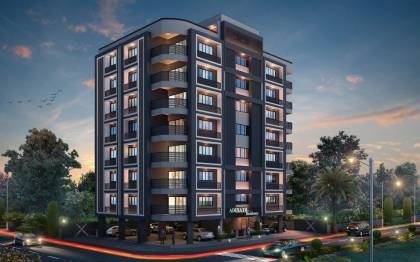 Images for Elevation of Aavkar Adinath Residency