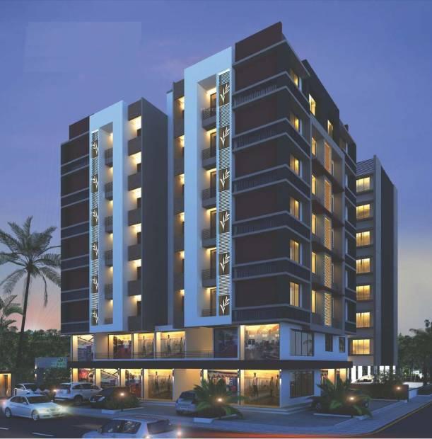 nilkanth-residency Images for Elevation of Shreeji Nilkanth Residency