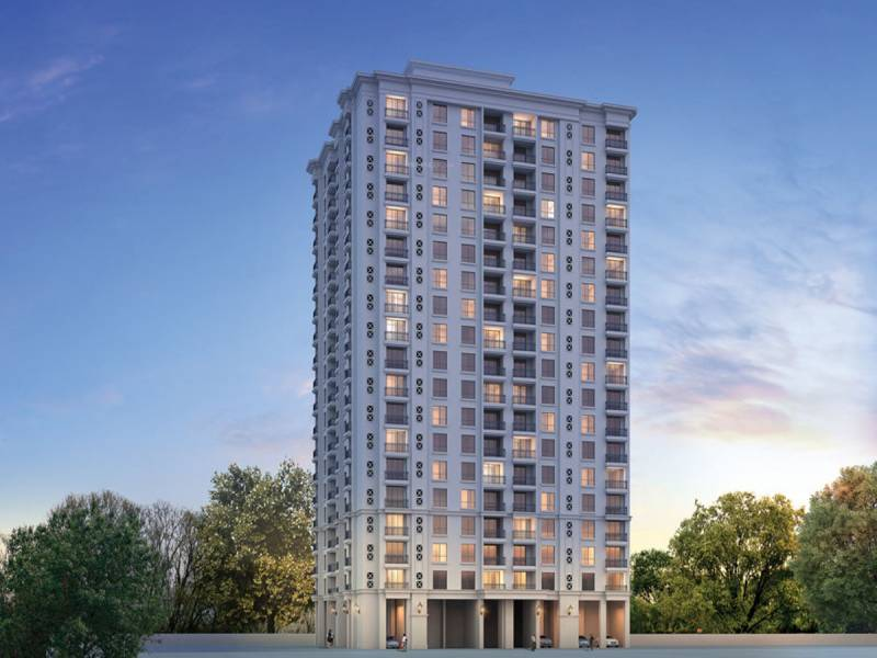 Images for Elevation of Hiranandani Evita